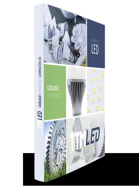 Catálogo de iluminación TTMLED 2017